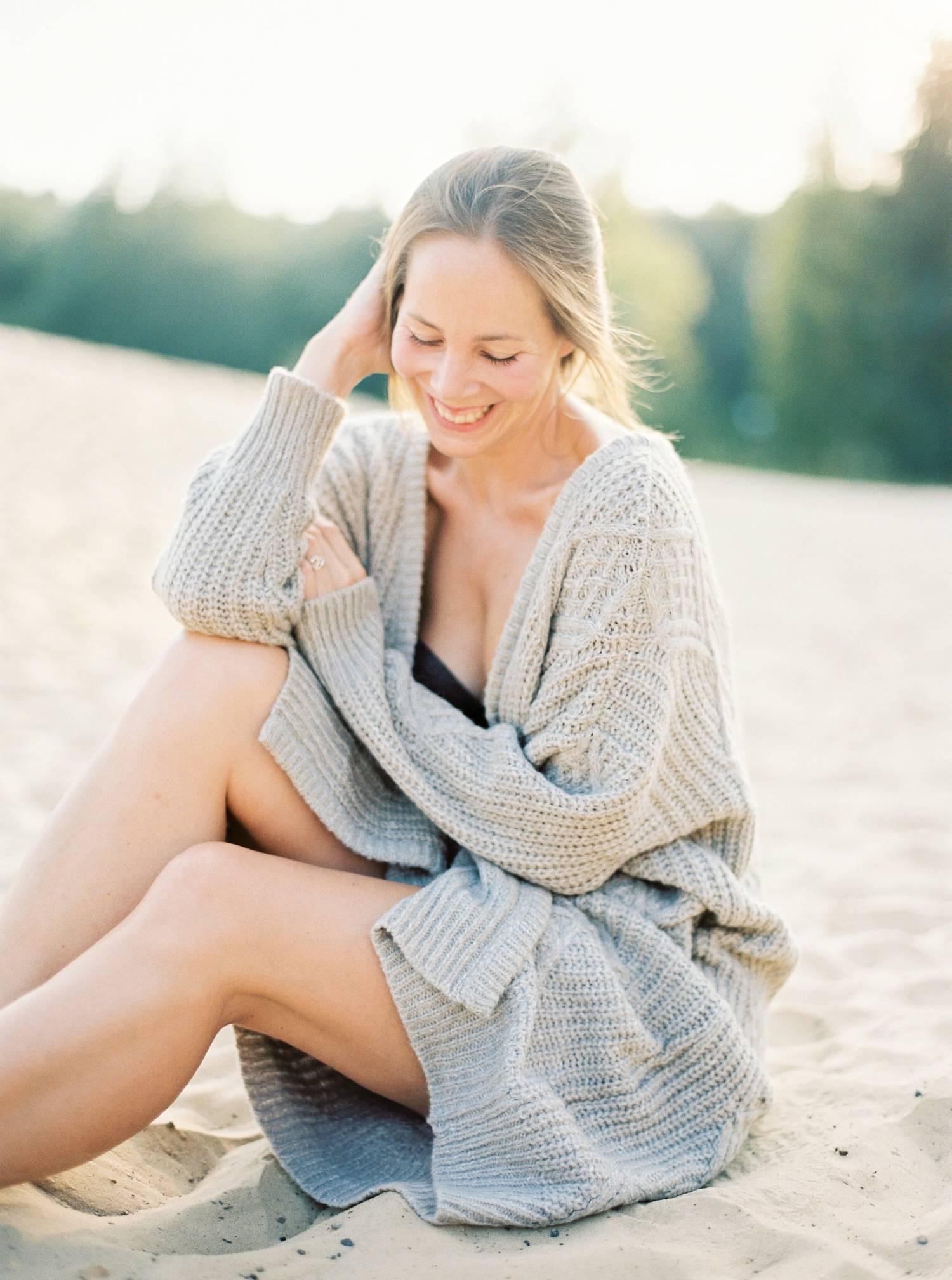 fine art woman female boudoir photographer