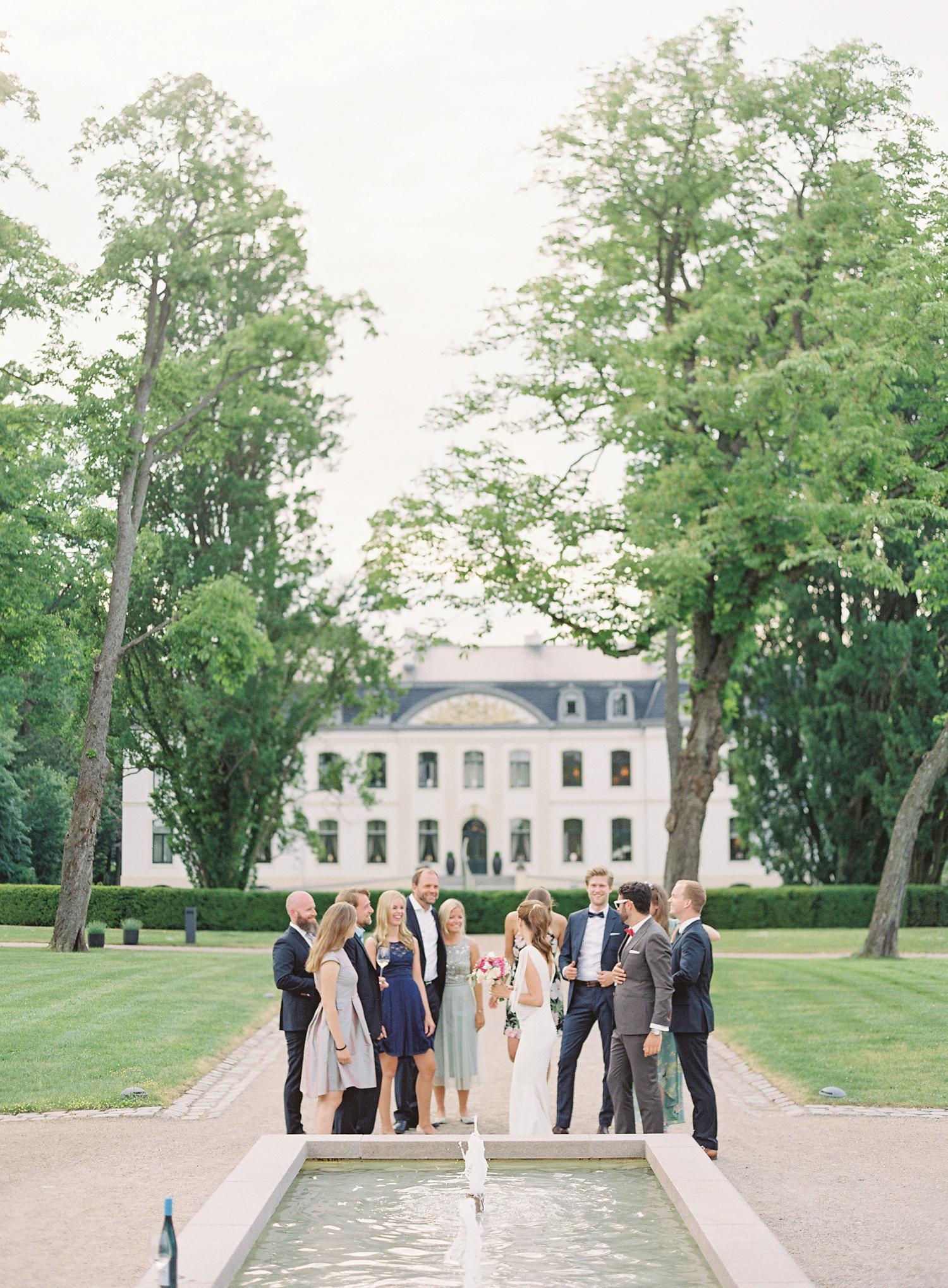 Weissenhaus Grand Village Hochzeit